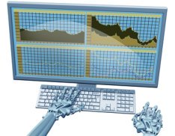robot trading information